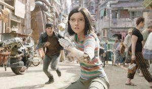 Alita l'angelo della battaglia film 2019 rosa salazar