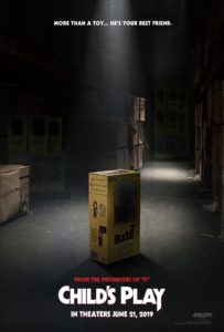 child's play film 2019 poster