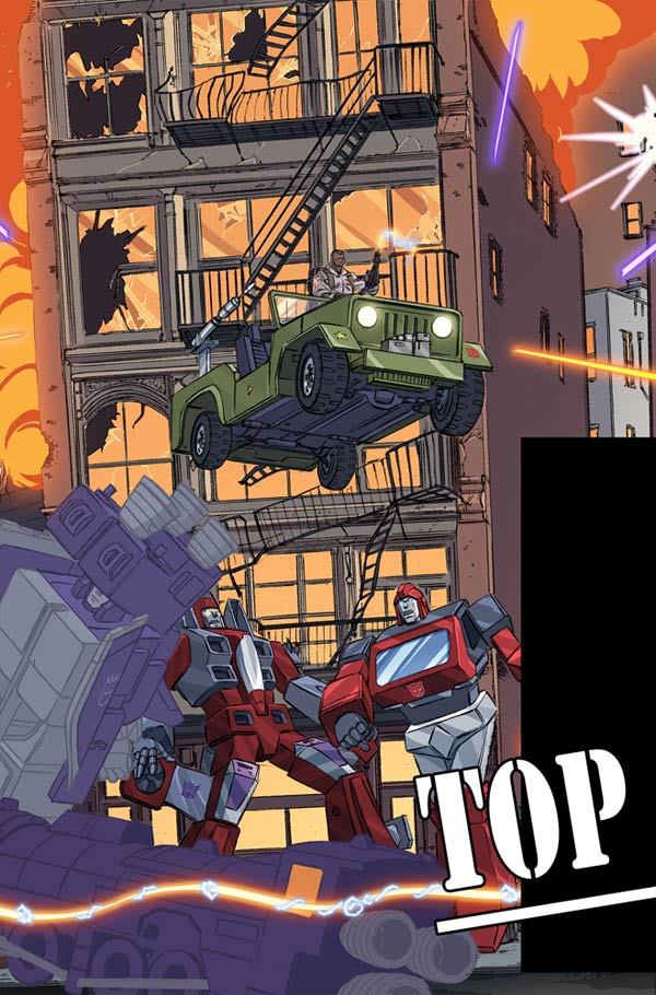 ghostbusters transformers fumetto (3)