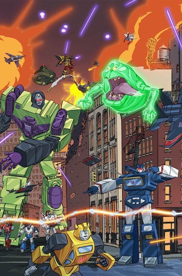 ghostbusters transformers fumetto (4)