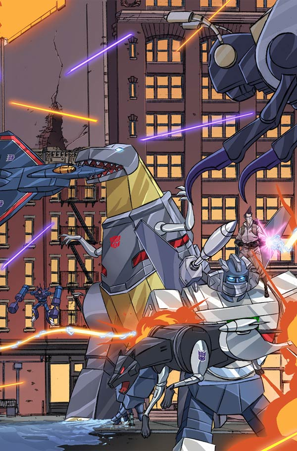 ghostbusters transformers fumetto (5)