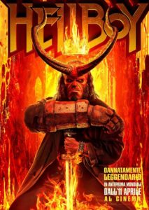 hellboy poster 2019 film