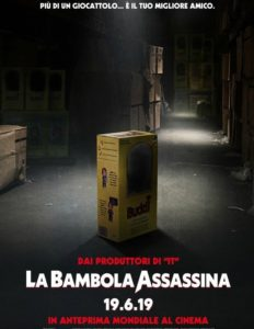 la bambola assassina 2019 film poster
