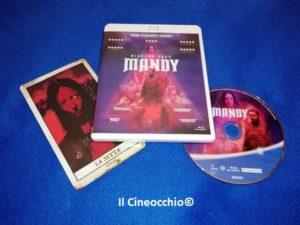 mandy film blu-ray