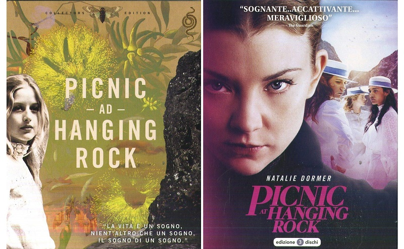 picnic ad hanging rock film serie blu-ray