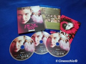picnic ad hanging rock serie tv blu-ray