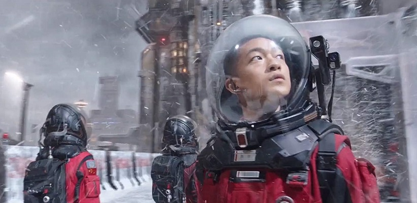 the wandering earth film cina