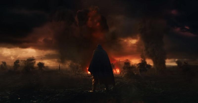 tolkien film Nicholas Hoult 2019