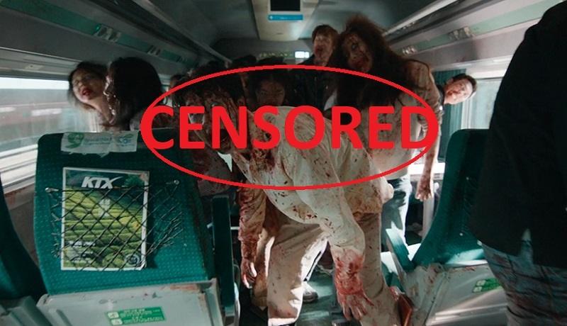 zombi cina censura