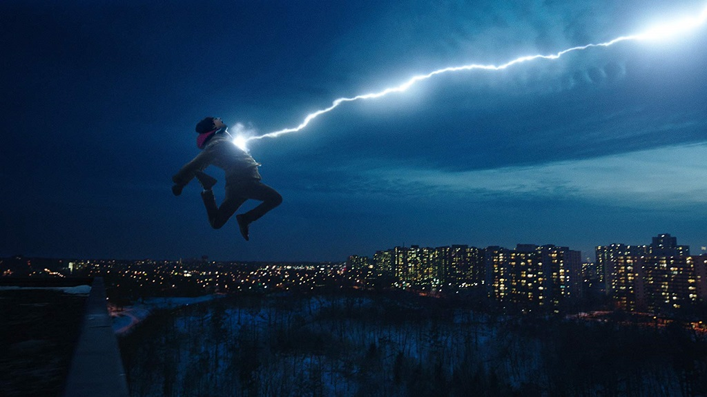Asher Angel in Shazam! (2019) film