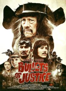 BULLETS OF JUSTICE film poster