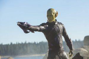 Ben Mendelsohn in Captain Marvel (2019) film