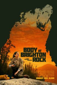 Body At Brighton Rock film poster