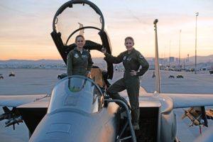 Brie Larson e Jeannie Leavitt captain marvel