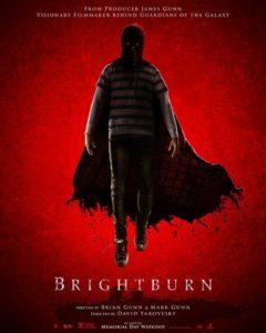 BrightBurn film poster