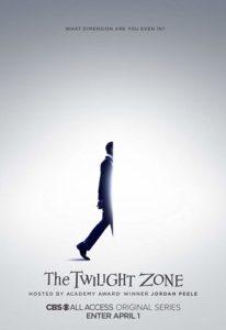 Jordan Peele in The Twilight Zone (2019) poster serie