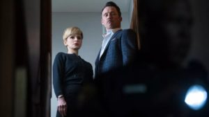 Kyra Sedgwick e Jeffrey Donovan in Villains (2019)