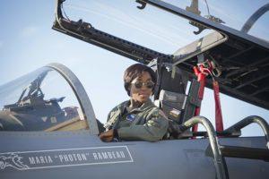Lashana Lynch in Captain Marvel (2019)