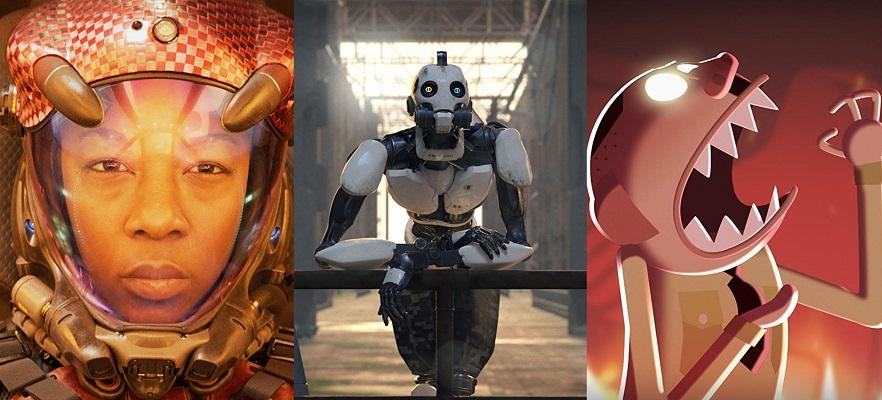 Love, Death & Robots (2019) serie netflix