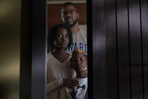 Lupita Nyong'o, Winston Duke e Evan Alex in Noi (2019)