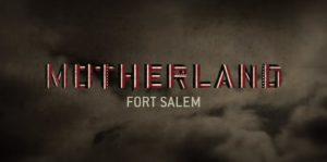 Motherland Fort Salem poster serie