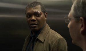 Samuel L. Jackson in Captain Marvel (2019)