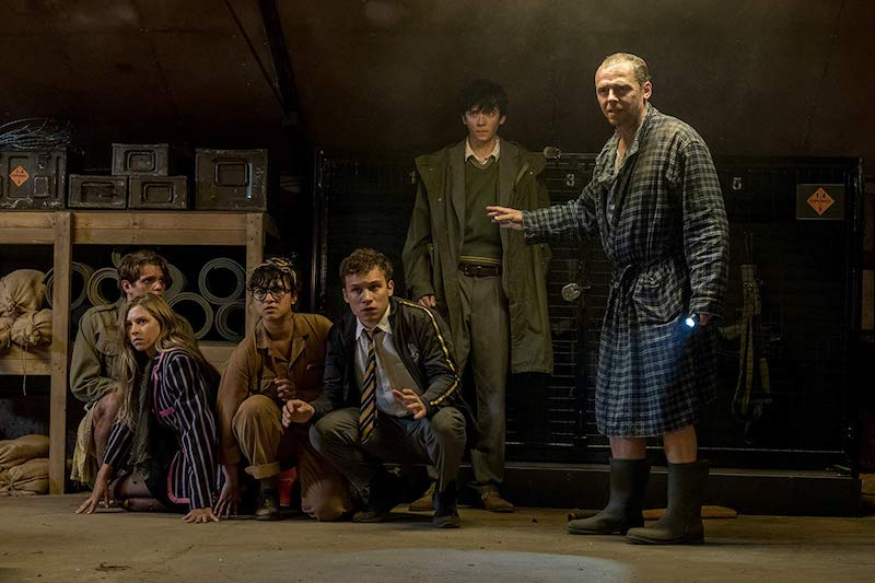 Slaughterhouse Rulez (2018) - 2
