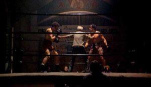 Sylvester Stallone e Pedro Lovell in Rocky (1976)
