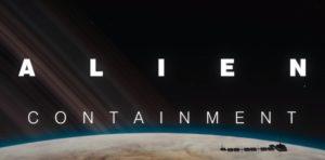alien containment cortometraggio poster