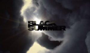 black summer serie netflix poster
