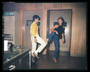 bruce lee e sharon tate set prove