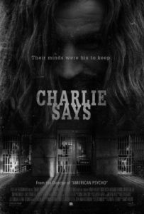 charlie says film poster