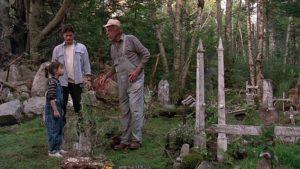 cimitero vivente 1989 film
