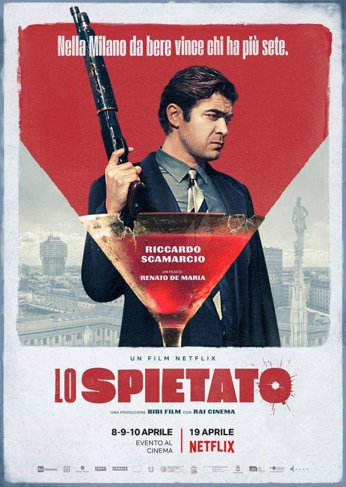 lo spietato film netflix poster