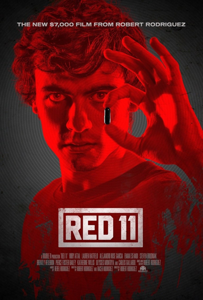 red 11 film poster