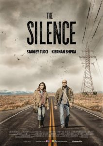 the silence dilm John R. Leonetti poster