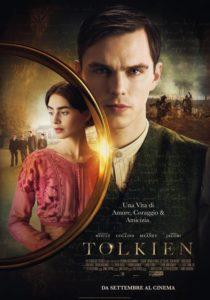 tolkien film 2019 poster
