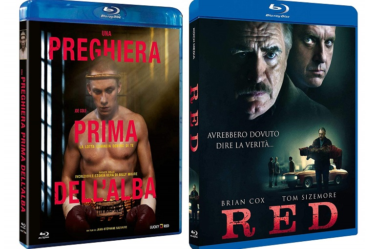 una preghiera prima dell'alba + red blu-ray