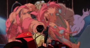 Akira anime Otomo