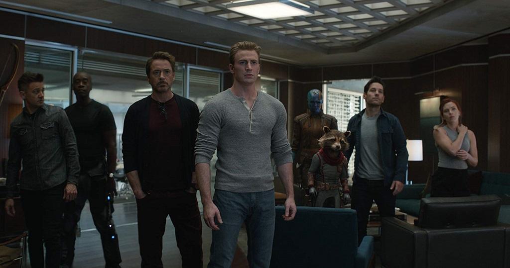 Avengers Endgame (2019) film russo