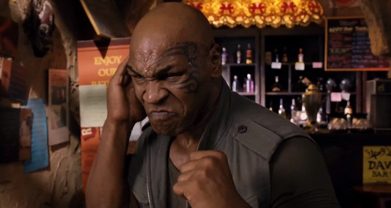 China Salesman (2017) mike tyson