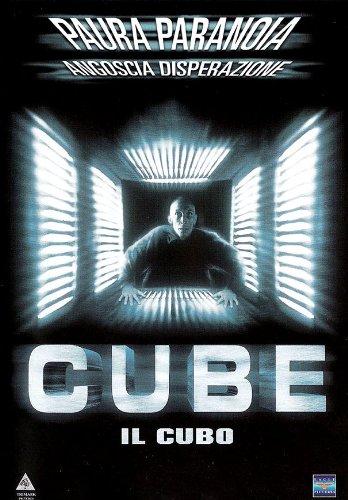 Cube - Il cubo poster