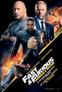 Fast & Furious - Hobbs & Shaw poster