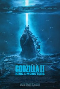 GODZILLA II King of Monsters - Poster Ufficiale Italiano