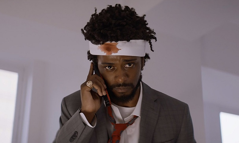LaKeith Stanfield in Sorry to Bother You (2018)