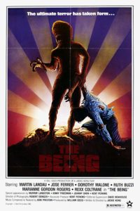 The Being (1983) - poster