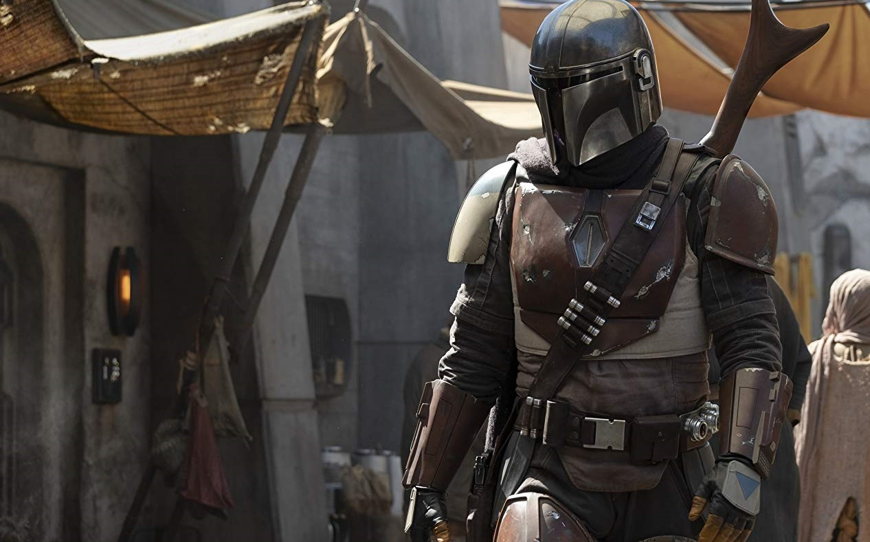 The Mandalorian serie Star Wars 2019