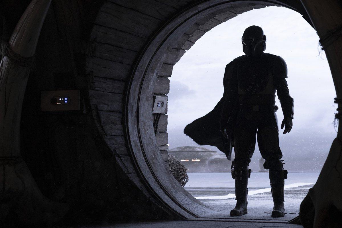 The Mandalorian serie Star Wars (3)