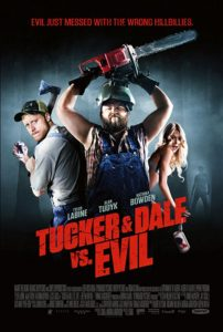 Tucker and Dale vs Evil (2010) poster