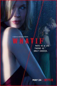 What If serie Renée Zellweger netflix poster